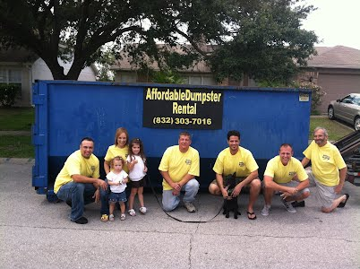 dumpsters for rent in houston tx