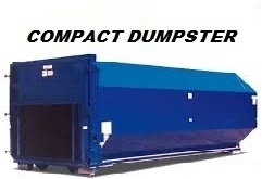 compact dumpsters for rent houston
