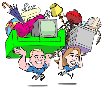 junk removal services washington dc baltimore dmv